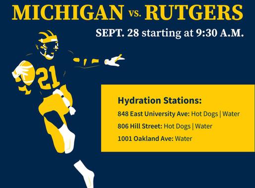 Hydration Stations - September 28, 2019