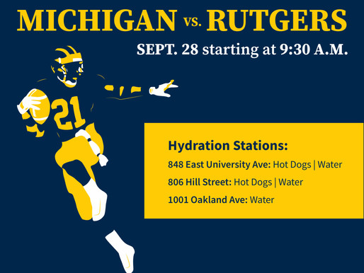 Hydration Stations - September 28, 2019