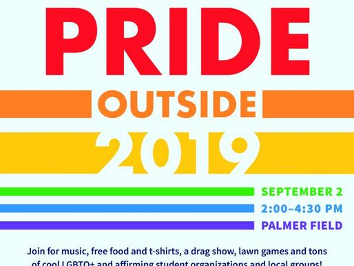 Pride Outside 2019