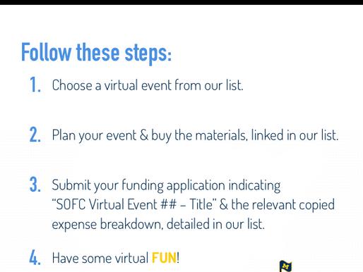 SOFC Virtual Events Campaign