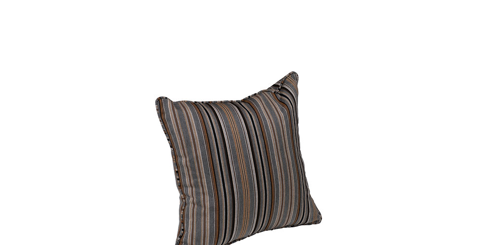 "15"" x 15"" Throw Pillow with Cording"