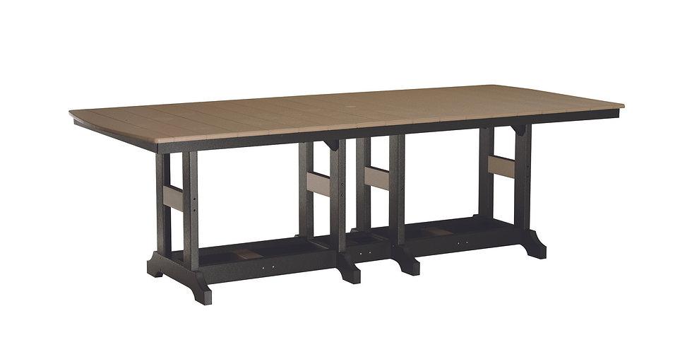 "Garden Classic 44"" x 96"" Rectangular Table"