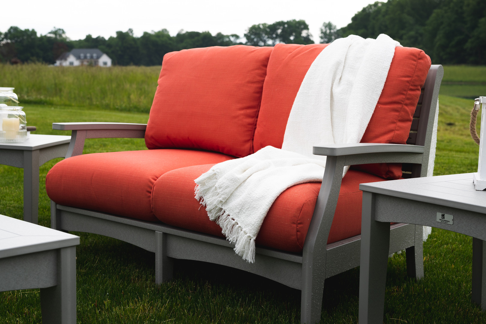Classic Terrace Deep Seat Love Seat