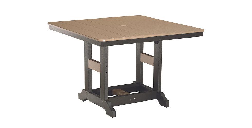 """Garden Classic 44"""" Square Table"""