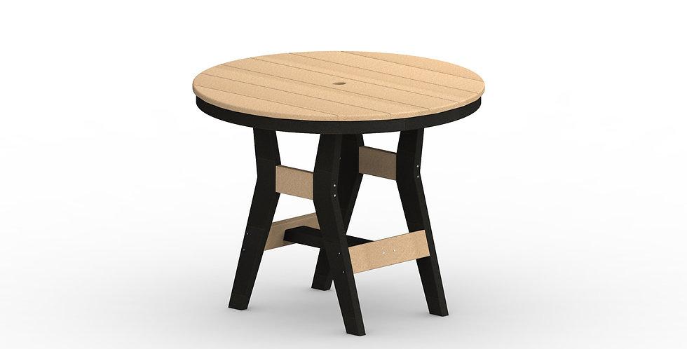 "Harbor 38"" Round Table"