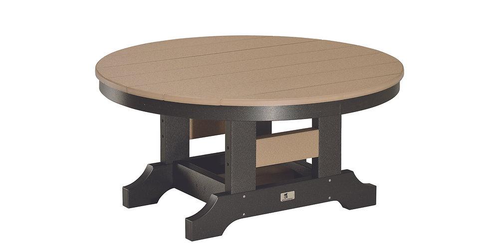 Round Conversation Table