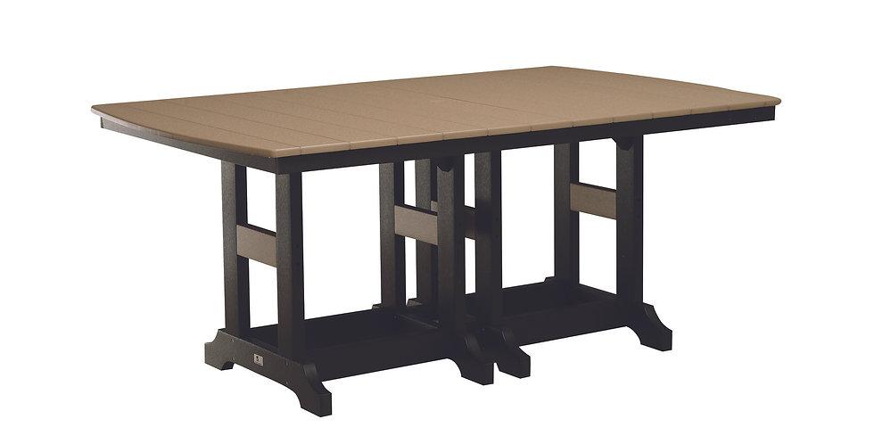 "Garden Classic 44"" x 72"" Rectangular Table"