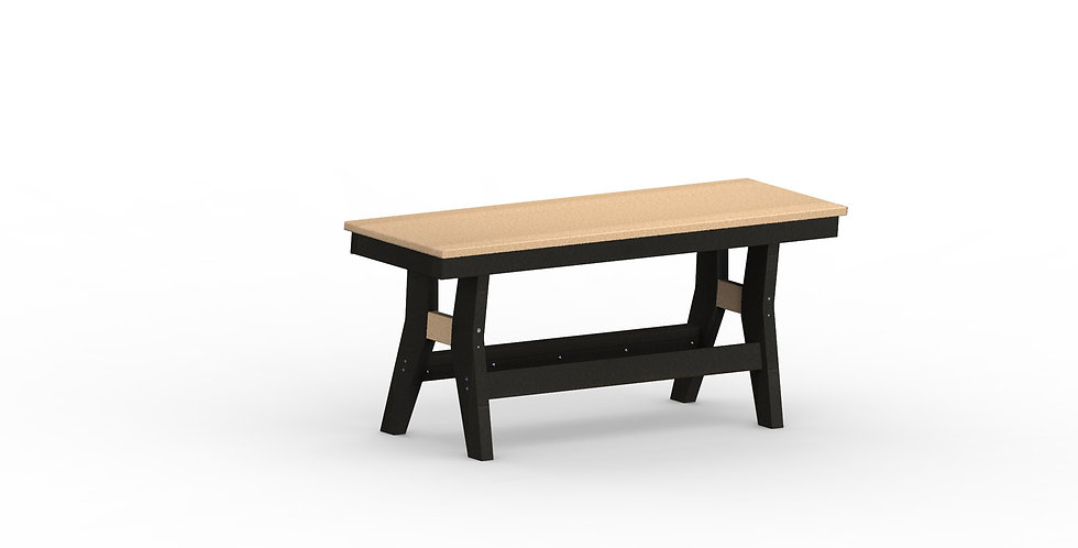 "Harbor 44"" Dining bench"