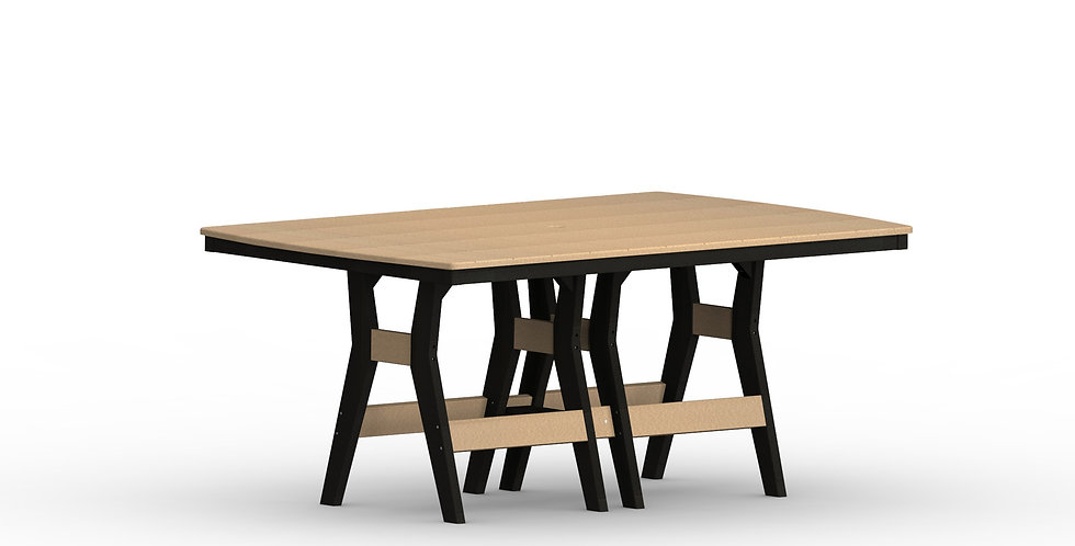 "Harbor 44"" x 72"" Rectangular Table"