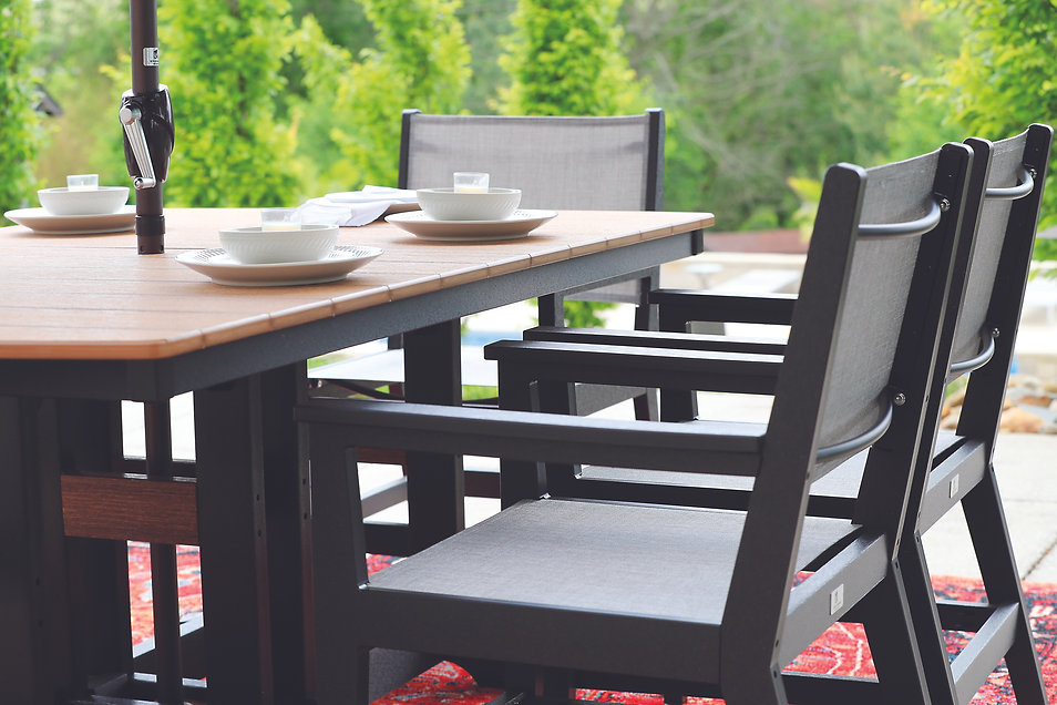 44 x 72 Rectangular Garden Classic Table