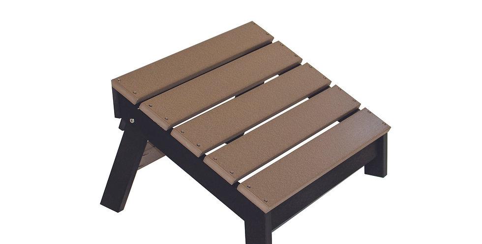 Mayhew Folding Adirondack Footstool