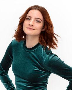 matea smiling green dress.jpg