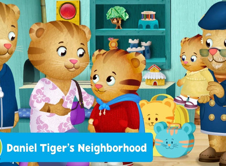 Daniel Tiger and the Struggle of Uncertainty
