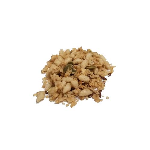 Céréales lin et citrouille bio