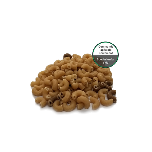 Macaroni d'épeautre bio
