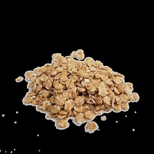 Flocons de blé stabilisés bio