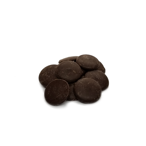 Pastilles de chocolat noir 70% bio