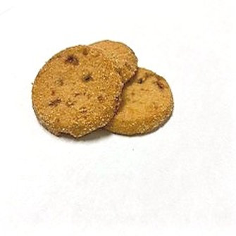 Biscuits caramel et sel de guérande bio