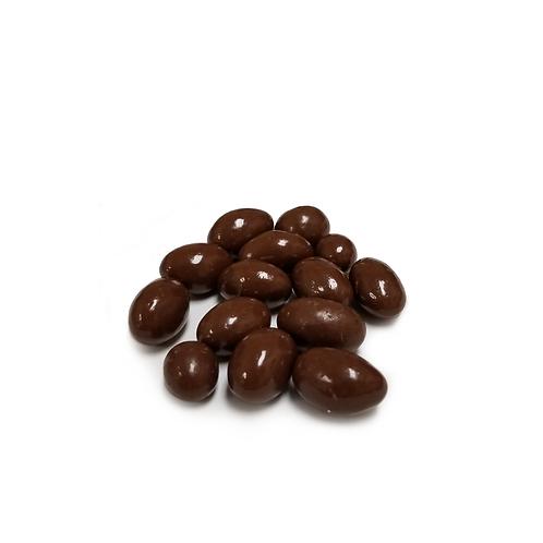 Chocolat aux pistaches et caramel bio