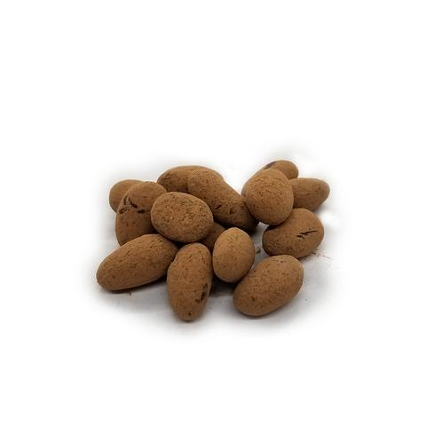 Amandes au chocolat noir et cacao bio