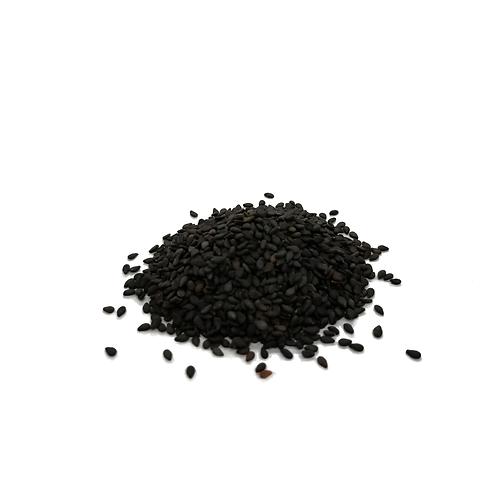 Graines de sésame noires bio