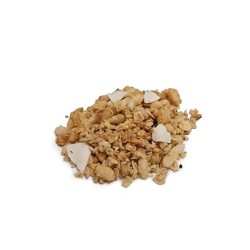 Céréales chia et noix de coco bio