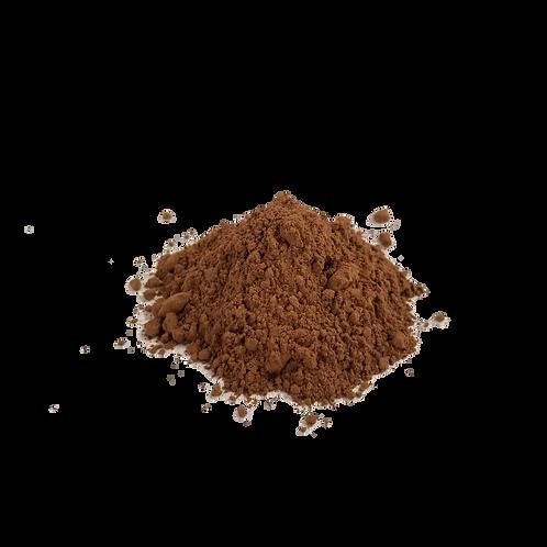 Poudre de caroube foncée bio
