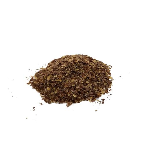 Graines de lin brunes concassées bio