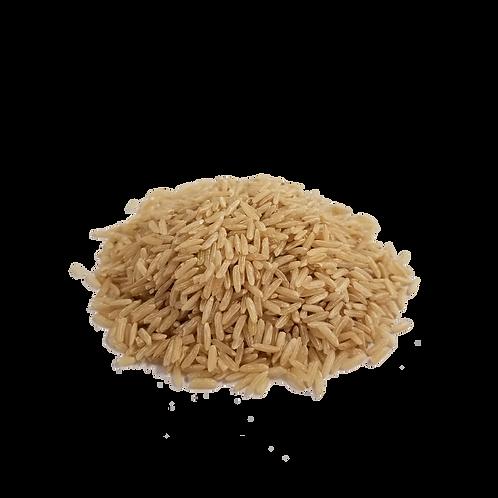 Riz brun long bio