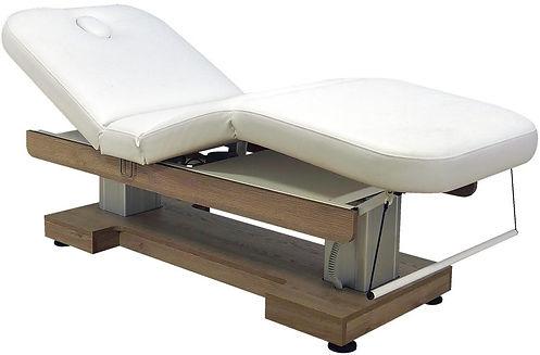 table de massage institut de beauté