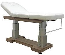 table de massage qualité
