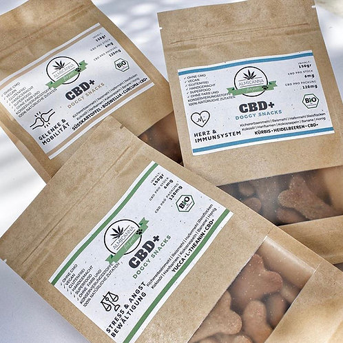 CBD Dog Snacks -  Joints & Mobility