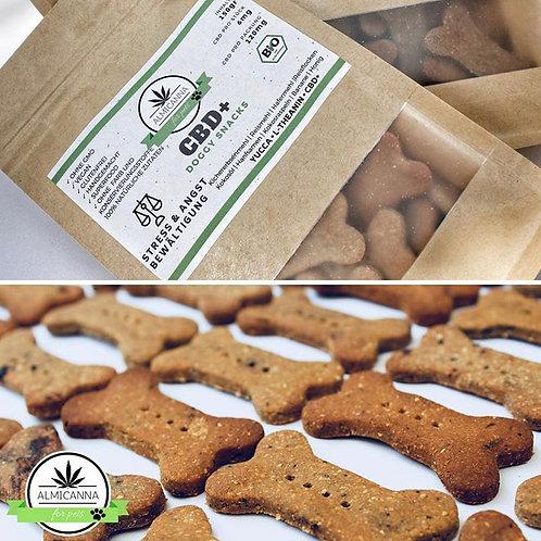 CBD Dog Snacks - Stress & Anxiety Management