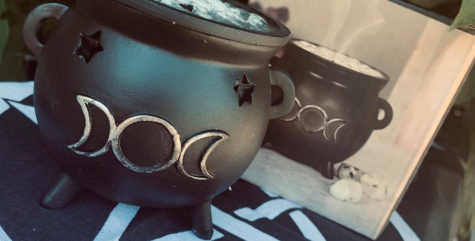 Cauldron Insence Cone Burner