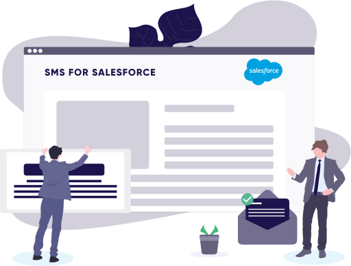 SMS for Salesforce