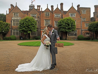 Rebecca & Andrew A Great Fosters Wedding