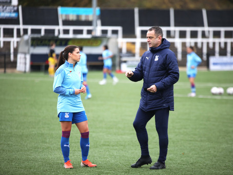Crystal Palace Women vs Coventry United Ladies - Review