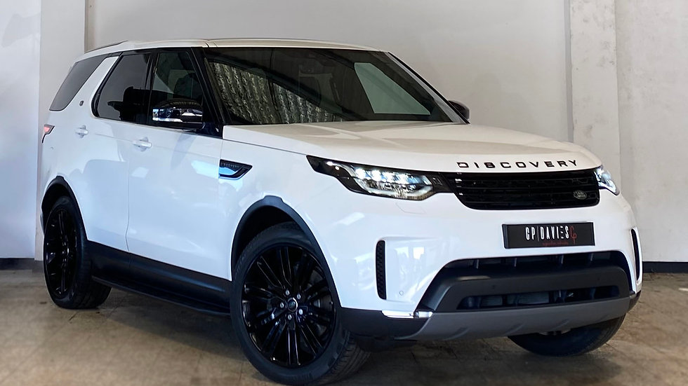 LAND ROVER DISCOVERY HSE 3.0 TD6 AUTO (YC68 EFB)