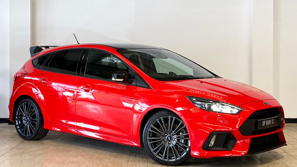 FORD FOCUS 2.3T ECOBOOST RS RED EDITION AWD (OY18 AOR)