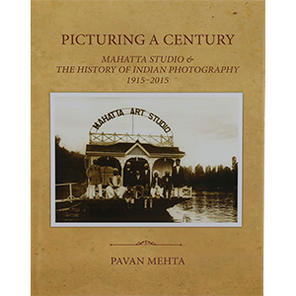 Picturing a century by Pawan Mehta (not signed)