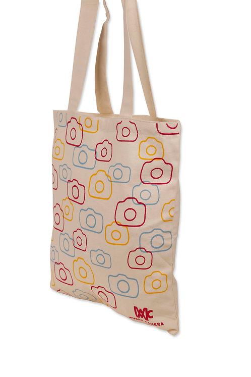 Fabric Bags- White