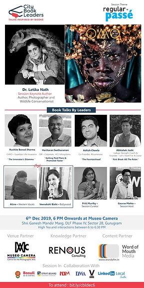 CBL Regular Is Passé Photography Workshops in Delhi NCR Gurgaon