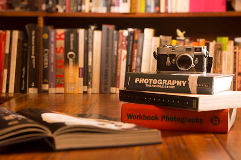 photography and camera resourse centre & library