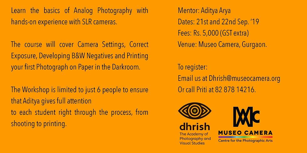 Analog Photography Workshop