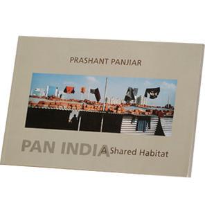 Pan India, A shared Habitat - Prashant Panjiar  Autographed
