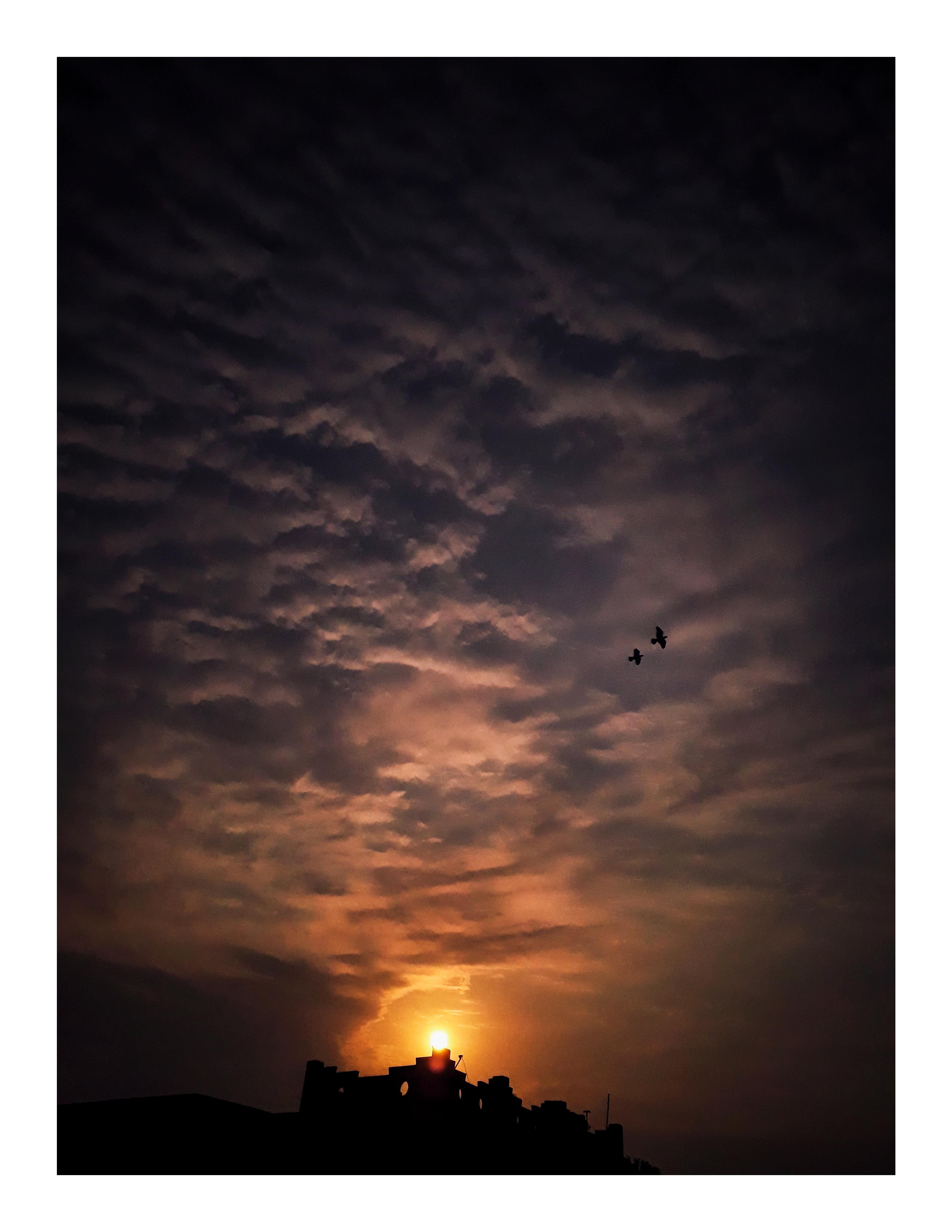 UJN... Let there be light -  Credit: ল্যাদাসুর  (Lyaadasur)   [ COPYRIGHT © 2020 SOUMYA BHATTACHARYA