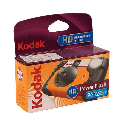 Power Flash — Single Use Camera