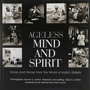 Ageless Mind and Spirit by Samar Jodha (signed copies)