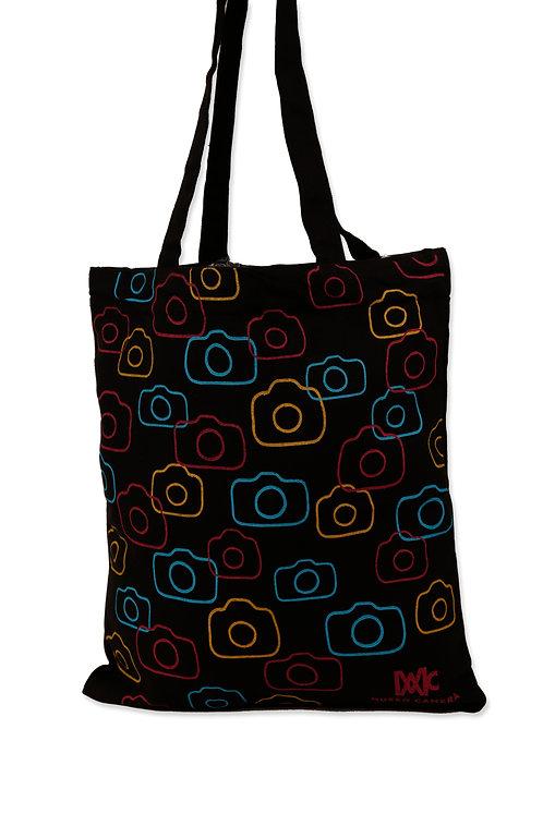 Fabric Bags- Black