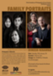 Family portraits classic style photography workshop by Dinesh Khanna